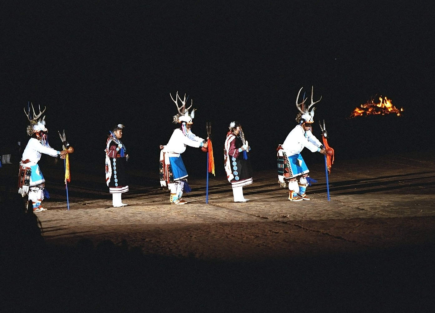Inter Tribal Ceremonial Red Rock State Park Nm
